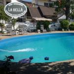 La Bella sauna ja uima-allas ravintola